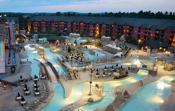 Hotels Wi Dells Area